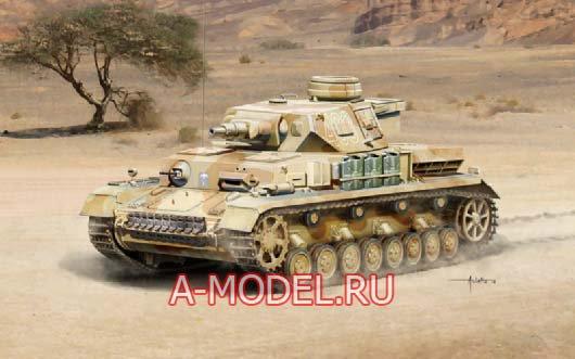 Pz.Kpfw.IV Ausf.F1/F2 Sd.Kfz.161 ITALERI 1/35 6514