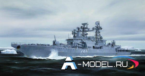 04531 Адмирал Чабаненко эсминец - купить сборные модели кораблей Trumpeter все масштабы
