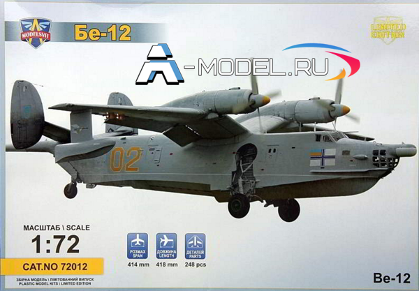 Model Svit 72012