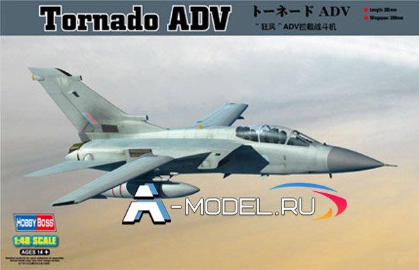 80355 Tornado ADV Hobby Boss 1/48 сборные модели самолетов и вертолетов