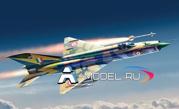 2715 MIG-21MF FISHBED миг-21 1/48 ITALERI купить сборную модель :: самолета :: вертолета.
