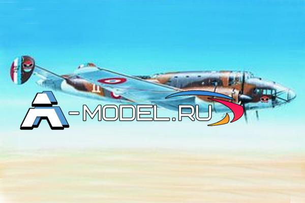 0843 LeO 451 SMER 1/72 сборные модели самолетов и вертолетов