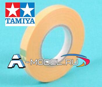 87033 Маскирующая лента шир. 6 мм в рулоне материалы и расходники для подготовки модели к покраске