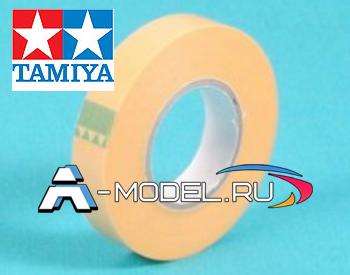 87034 Маскирующая лента шир. 10 мм в рулоне материалы и расходники для подготовки модели к покраске