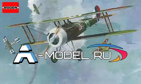 403 Nieuport 28 RODEN 1:48 сборные модели самолетов в наличии
