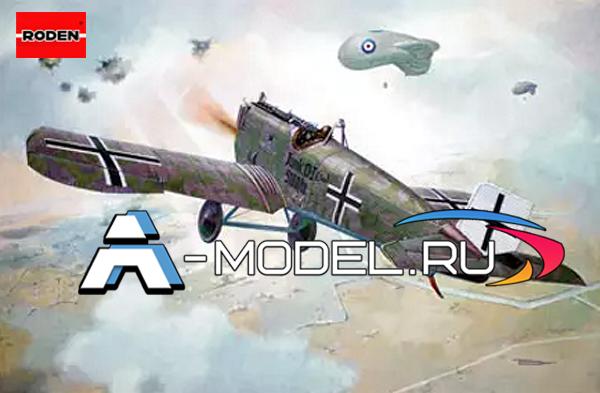 433 Jurkers D.I RODEN 1:48 сборные модели самолетов в наличии