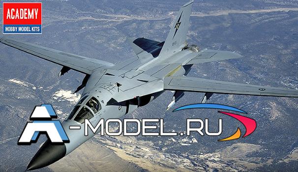 12220 F-111C  Academy 1/48 сборные модели :: самолетов :: вертолетов