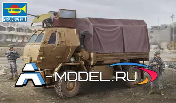 M1078 LMTV - ARMOR CAB  TRUMPETER 1/35