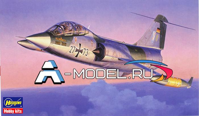 07240 TF-104G STARFGHTER Revell 1/48 купить сборные модели самолетов