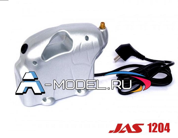 1204 Компрессор простая конструкция компрессоры JAS для моделистов