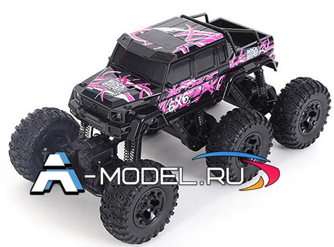 0033 RW Rock Crawler Monster Truck масштаб 1:12 Rc машины купить в интернет магазине радиоуправляемые модели цена