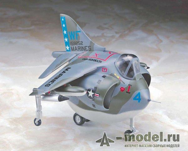 Купить AV-8 HARRIER модели EGG Hasegawa 60129 доставка, цена