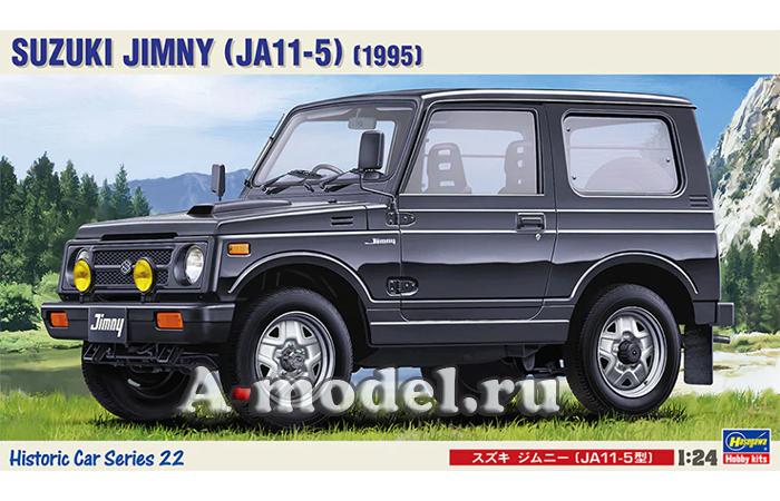 Купить SUZUKI JIMINY модель автомобиля 1/24 Hasegawa 21122 доставка, цена