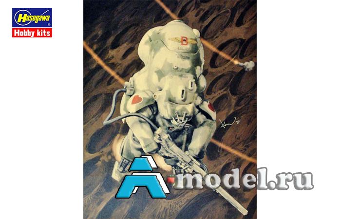 Купить Боевой робот Battle Maschinen Krieger Moon Type Mk44H-0 сборная модель 1/20 Hasegawa 64112 доставка, цена