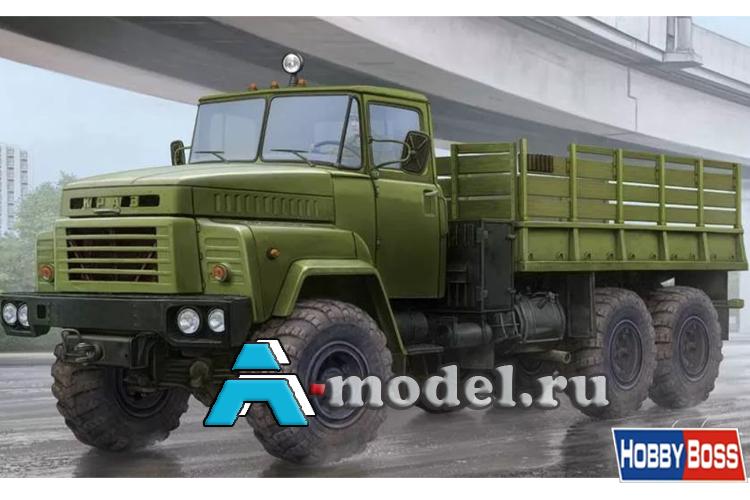 Купить КРАЗ-260 сборная модель 1/35 Hobby Boss 85510  цена
