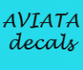Aviata decals