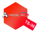 TS-36 fluorescent red 100 мл