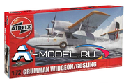 GRUMMAN WIDGEON / GOSLINGсамолет амфибия