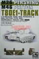 Track Link for US M26 Pershing & M46 Patton подвижные