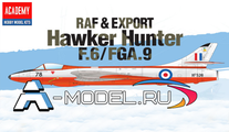 Hawker Hunter F.6/FGA.9 RAF & export