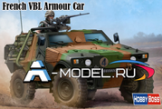 French VBL Armour Car
