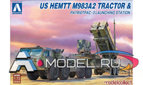 HEMTT M983A2 Tractor and Patriotpac-3 Launching Station