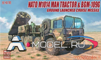 M1001 MAN Tractor & BGM-109G Ground Launched Cruise Missile