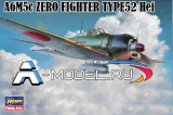 A6M5c zero fighter type 52 Hei