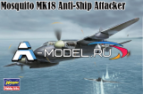 MOSQUITO FB Mk.18 ANTI-SHIP ATTACKER