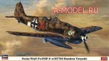Focke-Wulf FW190F-8 with BT700 Bomben Torpedo Limited Edition