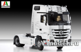 Actros MP3 Black