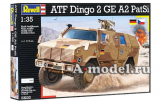 Dingo 2A2 armored wehicle
