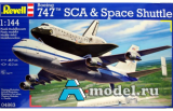 Boeng 747 SCA & Space Shattle