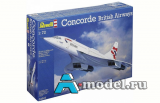Сoncorde British Airways