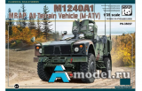 M1240A1 MRAP AII-Terrain Vehicle