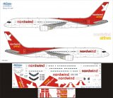 Boeing 757-200 Nordwind Airlines
