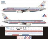 Boeing57-200 Amercan Airlines