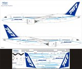 Boeing 787-800 Home colors