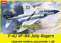 F-4J VF-84 Jolly Rogers