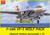 F-14A VF-1 WOLF PACK