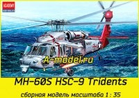 MH-60S HSC-9 Tridents