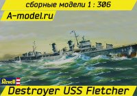 Destroyer USS Fletcher